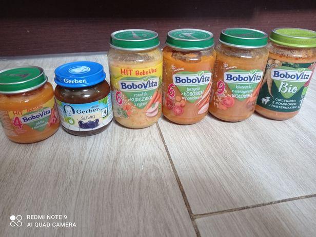 Obiadki i owocki dla dzieci