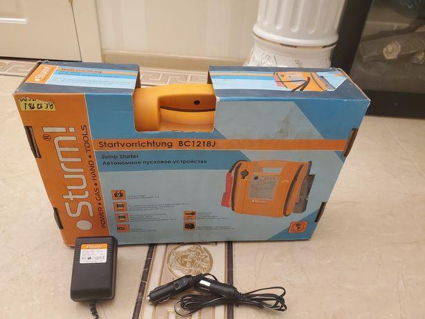 Продам пусковое устройство STURM BC1218J на гарантии