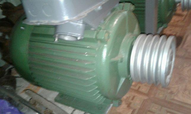 Електродвигатель 22квт /1470об/обмен