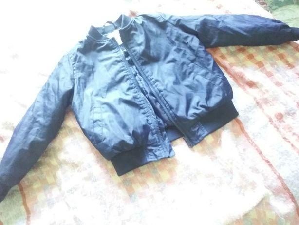 куртка на мальчика 3-4года.104см.