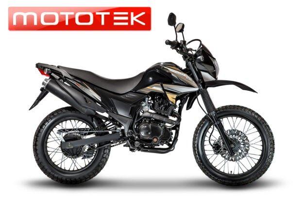 Мотоцикл LONCIN LX200GY-3 PRUSS Кредитование!Доставка по Украине!