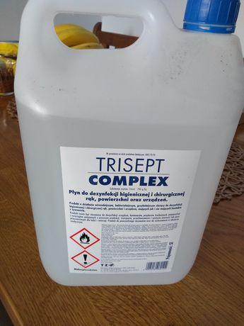 Płyn do dezynfekcji trisept max 5L nowy !