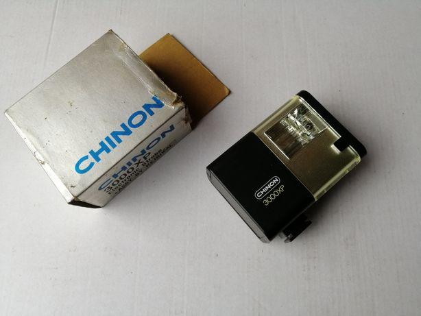Lampa blyskowa Chinon, do aparatu fotograficznego, PRL