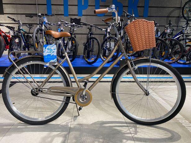 Новый стальной велосипед для города DOROZHNIK TOPAZ 2021 два цвета