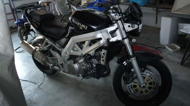Suzuki SV 1000 Naked
