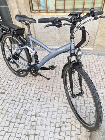 Bike elétrica, revisada