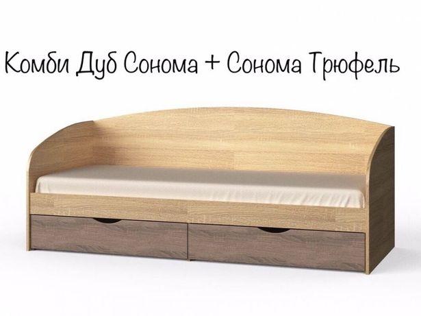 Детская Односпальная Кровать Комфорт. ЕСТЬ РАССРОЧКА и ОПЛАТА ЧАСТЯМИ!