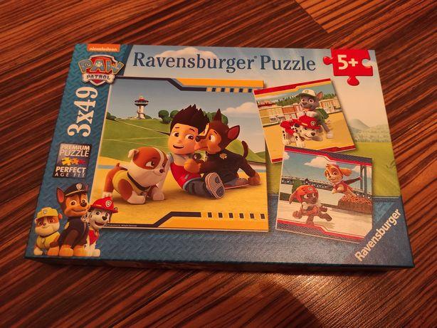 Puzzle Psi Patrol Ravensburger 5+