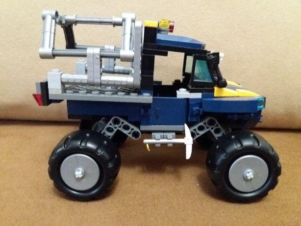 Машинки машини лего конструктор