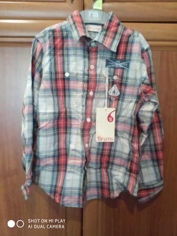 Рубашка на мальчика Brums