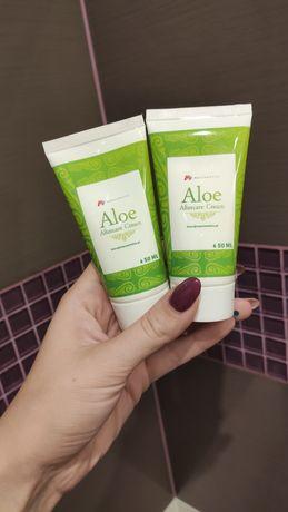 Dwa nowe kremy do pielęgnacji tatuażu Aloe