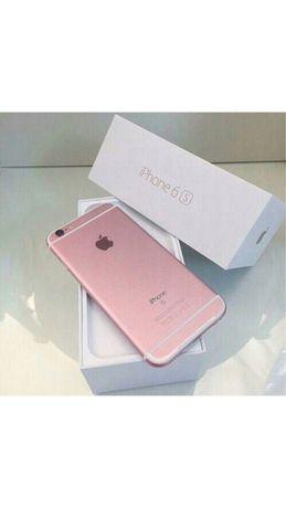iPhone 6s Rose Gold 32.   Bateria 100%