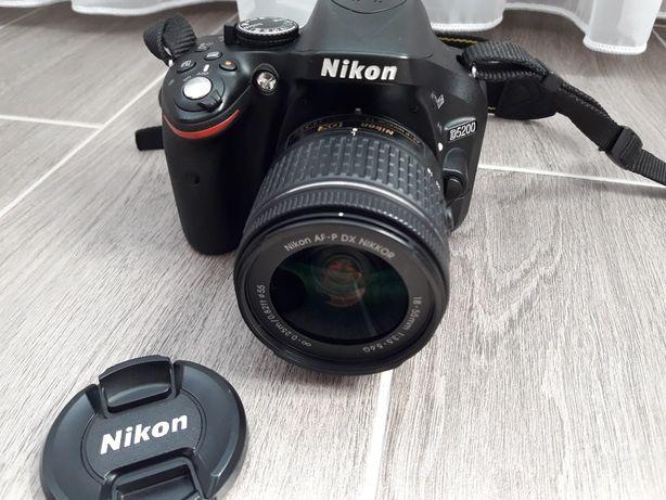 Nikon D5200 18-55mm В ШИКАРНОМ СОСТОЯНИИ