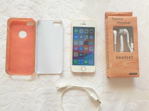 iPhone 5s Różowe złoto JAK NOWY OKAZJA