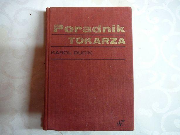 Poradnik tokarza K.Dudik