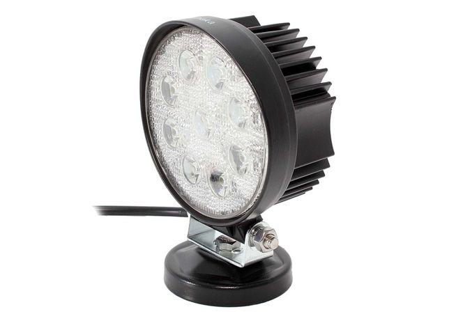 EMPRESA- Projector Led 27 Watt FHK-2709R com 2295 Lumens (Espalhador)