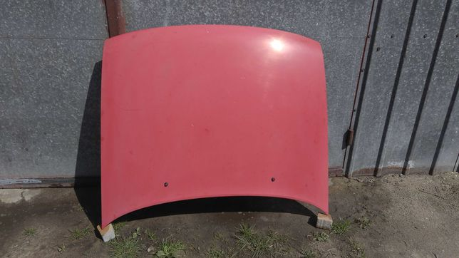 Przednia Maska silnika opel astra f