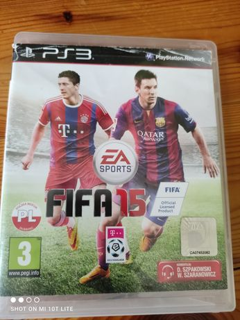 FIFA 15 używana rzadko