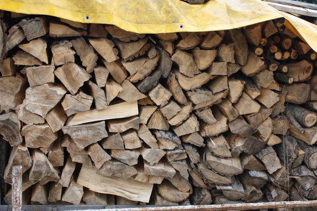 drewno opałowe lipa osika itp