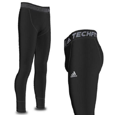 Spodnie termoaktywne Adidas Techfit roz.116