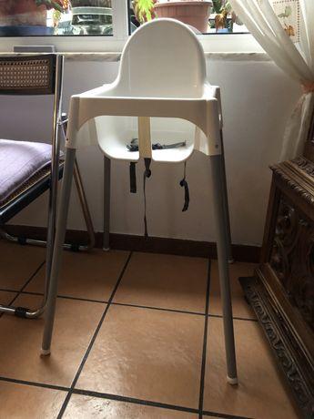 Cadeira de Refeição Ikea para Bebe