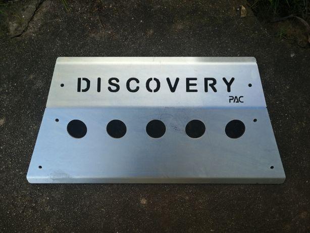 Proteção Frontal Discovery 2 (TD5).