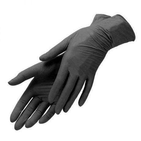 Нитриловые перчатки для бытового и пром.использования, одноразовые