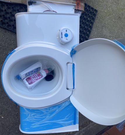 Nowa toaleta Theetford Cassette toilet c500 kamper camper