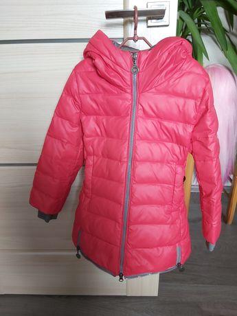 Детская куртка пуховик 122 см
