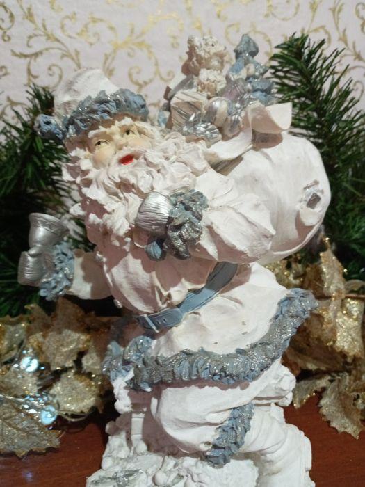 Дед мороз керамика Рубежное - изображение 1