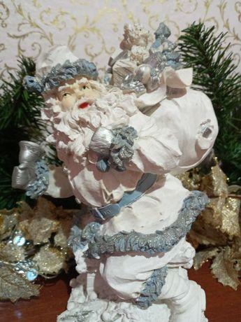 Дед мороз керамика