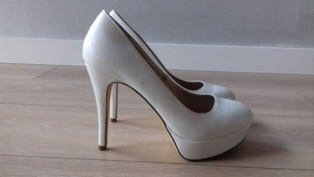 białe buty BIANCO r. 39