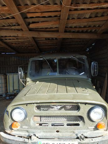 Продам УАЗ 469 Хантер старого образца