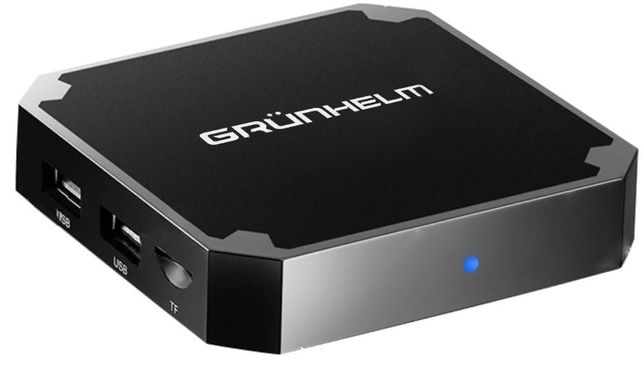 Смарт ТВ Приставка GX-96 mini, Android 7.1, 4 ядра, 2/16 Гб Grunhelm