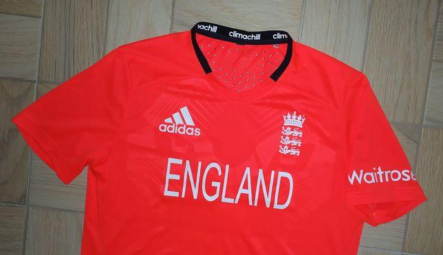 Koszulka England Adidas r. M funkcyjna climachill