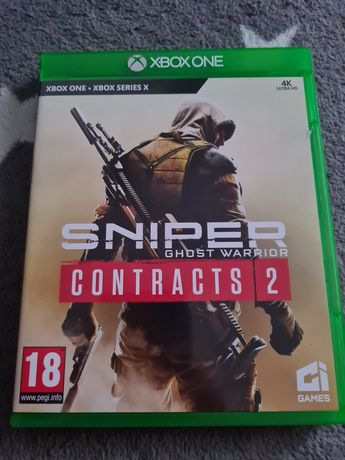 Sniper Ghost Warrior Contracts 2 xbox