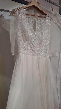 Suknia ślubna stan idealny, ⅓ceny zakupu