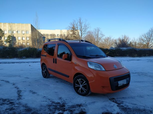 Продам Fiat Qubo