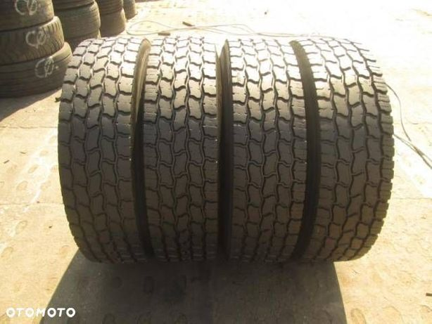 295/80R22.5 Michelin 4 szt. (komplet) opon ciężarowych