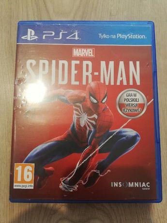 Gra ps4 Spiderman