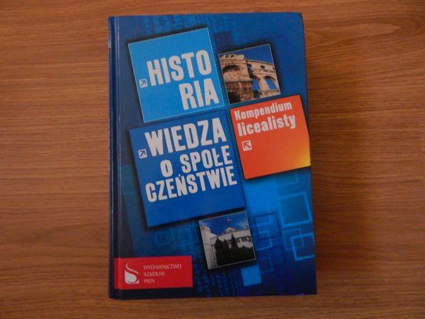 Kompendium licealisty historia i wos nowa
