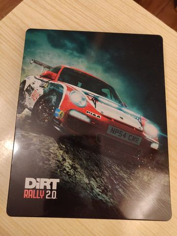 Dirt rally 2.0 steelbook ps4 Xbox one PC