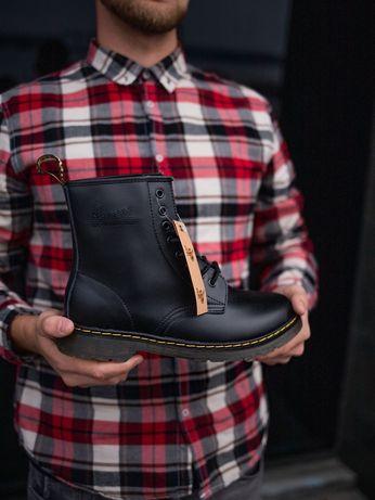 Мужские кожаные ботинки Dr.Martens 1460 ЛУЧШАЯ ЦЕНА