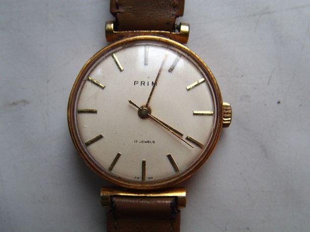 Damski zegarek mechaniczny Priam, 17 jewels.
