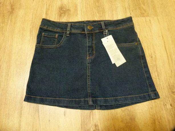 Nowa Primark spódniczka jeans rozmiar 158 nowa z metką