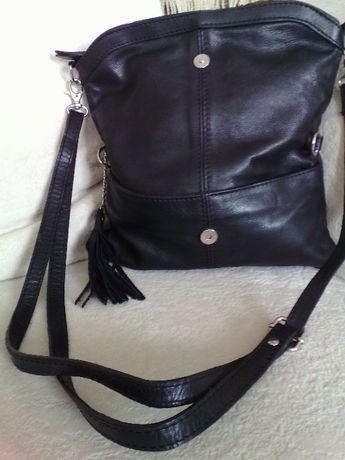 Продам сумку из натуральной кожи (Италия)