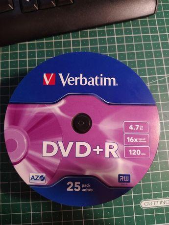 Диски Verbatim DVD-R (30шт, оптом)