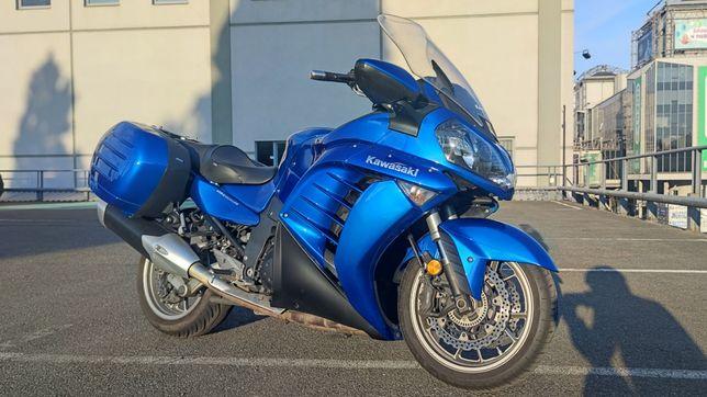Kawasaki GTR1400 ZG 1400 Concours 14