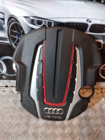 Audi a8 s8 d4 osłona silnika 4.0 tfsi v8
