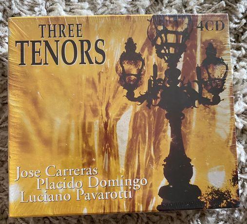 Pack 4 cds Three tenors